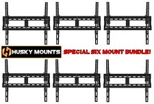 "LCD LED Flat Tilt TV Wall Mount Fits 32 to 65"" Samsung Sony LG Vizio Compatible"