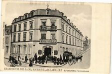 CPA Grand Hotel des Bains, Bourbon-L'Archambault (263038)