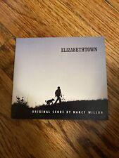 Elizabethtown Original Soundtrack By Nancy Wilson Cd