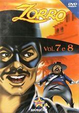 Zorro - Volume 07-08 (2003) DVD