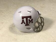 (1) Riddell Pocket Pro Football Helmet (Texas A&M Aggies) 2018
