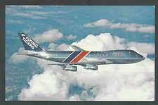 PPC* Flying Tiger International Co B747-200F Good Card Mint
