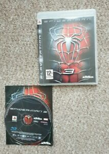 Spider-Man 3 PS3 PlayStation 3 Game mint condition with manual marvel