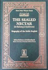 The Sealed Nectar - Ar Raheequl Makhtum (Large Hardback)
