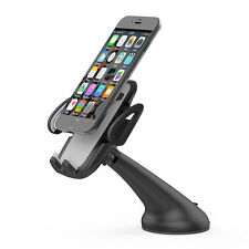 360° Supporto da Auto a Ventosa Porta Parabrezza Stand Per GPS iPhone 6/6S Plus