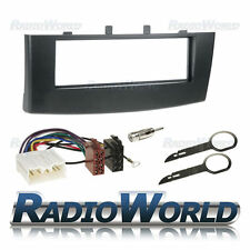 Mitsubishi Colt 09 On Stereo Radio Fitting Kit Fascia Panel Adapter Single Din