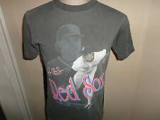 Vtg 90's Salem Boston Red Sox MLB Baseball 21 Roger Clemens TShirt Adult S