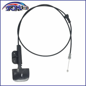 Brand New Hood Release Cable For Chevy Astro GMC Safari 1996-2005