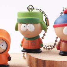NEW South Park Kyle Broflovski Action Figure Toys Key Chain Ornament US Seller