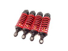 NEW TRAXXAS 1/10 SUMMIT COMPLETE SET OF SHOCKS FRONT & REAR WITH SPRINGS DAMPERS