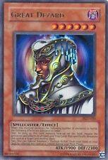 Great Dezard  PGD-020 Yu-Gi-Oh NM  Edition