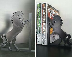 Horse Bookends - 3D Printed - Children's Bedroom - Gifts Boys - Gifts Girls