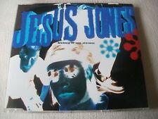 JESUS JONES - BRING IT ON DOWN - UK CD SINGLE