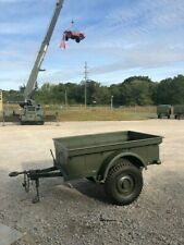 Reproduction MB Trailer MBT 1/4 Ton M100 Fits willys jeep MD Juan