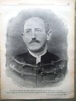 L'illustrazione Popolare 25 Giugno 1899 Dreyfus Candeo Rosa Bonheur Mistrangelo