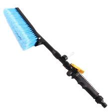 Rueda Neumático Llanta Scrub Cepillo Azul Lavado Limpieza Herramienta Para Coche Vehículo