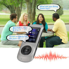 Portable WiFi Real Time Voice Translator 52 Languages Translation Travel Learn