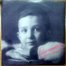 MINGARDI ANDREA PROSSIMAMENTE + TESTI DEI BRANI E FOTO LP 1988 MINT SEALED