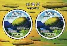 Timbres Dirigeables Corée BF539 ** année 2008 lot 9313 - cote : 28 €