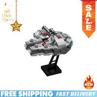 Hot 6071 Mini Millennium Falcon Compatible with Mini Death Star Bay 327 MOC 6103