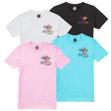Mens HOT TUNA RAINBOW T-Shirt Tee - Surf Summer Beach Australian Surf Wear