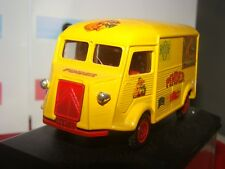 CITROEN TYPE H 1/43 METAL TRANSFORMATION CIRQUE PINDER O.R.T.F  CIRCUS