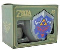 NEW, Nintendo The Legend of Zelda Princess Hylian Shield, 18 oz Ceramic Mug,