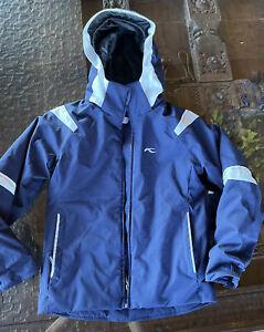 KJUS Boys Formula Ski Jacket Size140 Blue Size 10