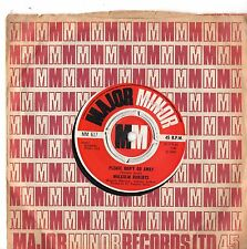 """Malcolm Roberts - Please Don't Go Away 7"""" Single 1969"""