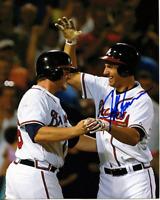 Jeff Francoeur Autographed / Signed Atlanta Braves 8x10 Photo
