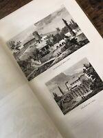 Bourgeois Recueil de Vues et Fabriques Pittoresques d'Italie 1804 96 Planches