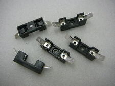 COOPER BK/S-8301-1 Fuse Block 30A 300V 1 Circuit Cartridge Chassis Mount Qty.5