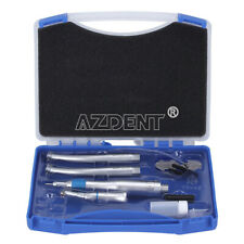 Nsk Style Dental Low High Speed Handpiece Air Motor Kit 2 Hole Contra Angle