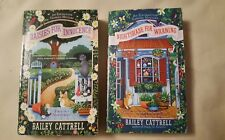 Bailey Catrell, An Enchanted Garden Mystery, Lot of 2