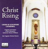 CHRIST RISING - GUILDFORD CATHEDRAL CHOIR [CD]