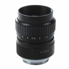 H3 25mm Objektiv C-Mount Schwarz für PEN E-PL5 E-PM3 E-PM2 E-P1