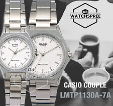 Casio Couple Watch LTP1130A-7A MTP1130A-7A