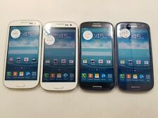 Lot of 4 Samsung Galaxy S3 L710 Sprint/Virgin Mobile Check IMEI Grade B/C GJ-126