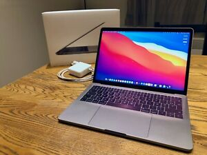 "Apple MacBook Pro 2017 13"" 256Go SSD 8Go Ram garantie AppleCare+ comme neuf"