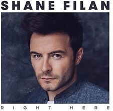 Shane Filan - Right Here [New CD] UK - Import
