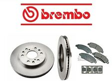 For Chevrolet Silverado 1500 07 V8 5.3L Brembo Front Brake Kit Rotors & Pads Kit