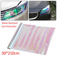 Tint Film Headlights Tail lights auto Car Vinyl Wrap 30 x210cm Tint Chameleon