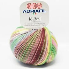 Adriafil Knitcol DK Yarn / Wool 50g - Formentera (085)