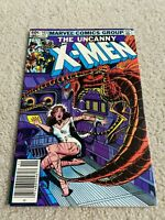 Uncanny X-Men #163, FN/VF 7.0, Wolverine, Storm, Carol Danvers, Lilandra