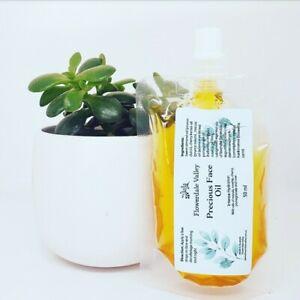 Anti aging Face Oil refill Marula Rose Pomegranate Rosehip Ess Oils AU 50ml