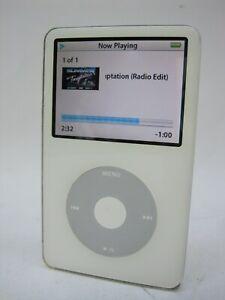 Apple iPod 30GB Model A1136 Classic 5 Generation