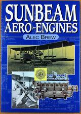 Brew - Sunbeam Aero-engines - Airlife publ. - 1998 - WW1 - 1^ ediz. - 1st edit.