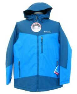 COLUMBIA WISTER SLOPE MEN'S THERMAL COIL INSULATED JACKET Size S #WM0809-402