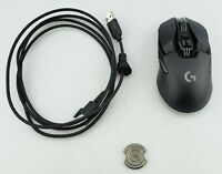 Logitech G903 Lightspeed Wireless Gaming Mouse w/ RGB Lighting In Box Good Shape