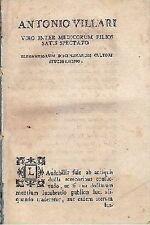 DE MEDICINA STATICA APHORISMI di Santorii Santorii -presumib. Orsini 1784 - RARO